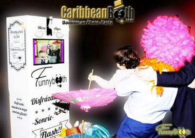 Gran Photo Booth en tu festejo